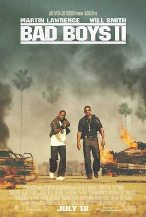 Bad Boys 2 - Comedy, Crime, Action