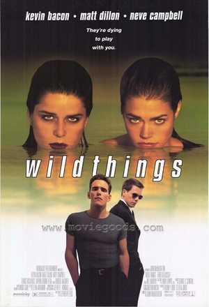 Sexcrimes (Wild Things) - Thriller