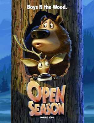Open Season - Family, Adventure, Animation (modern)
