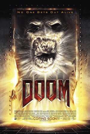 Doom - Action, Horror, Science Fiction
