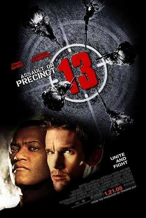 Assault on Precinct 13 - Action