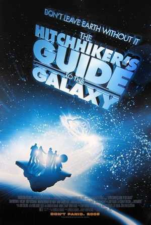 The Hitchhiker's Guide To The Galaxy - Science Fiction, Comedy, Animation (modern)
