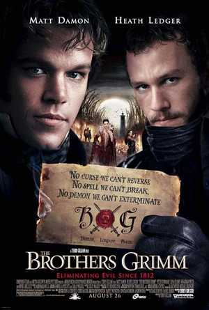 The Brothers Grimm - Action, Thriller, Comedy, Fantasy