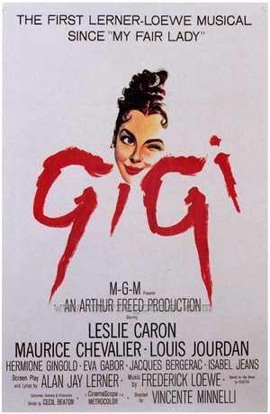 Gigi - Musical comedy
