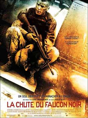Black Hawk Down - Drama, War