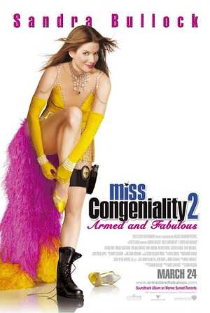 Miss Congeniality 2 - Action, Comedy
