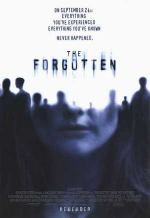 The Forgotten - Science Fiction, Thriller
