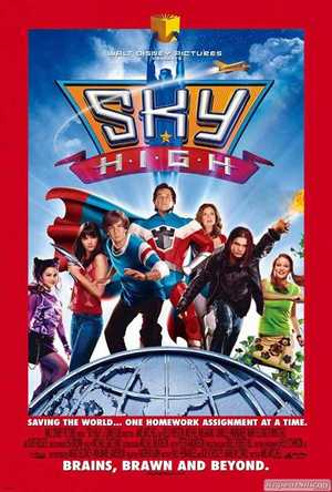 Sky High - Family, Action