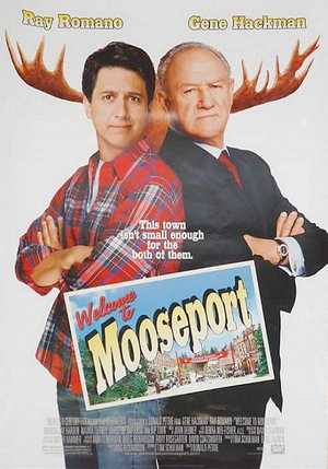 Welcome to Mooseport - Comedy
