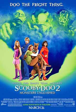 Scooby-Doo 2 : Monsters Unleashed - Comedy, Adventure