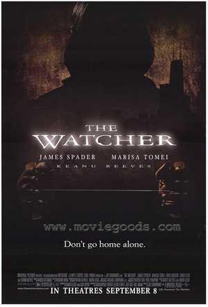 The Watcher - Thriller, Crime