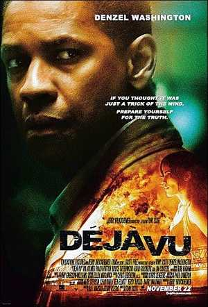 Déjà Vu - Action, Thriller, Drama, Romantic