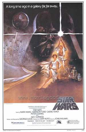 Star Wars Episode 4 : A New Hope - Fantasy, Adventure, Science Fiction