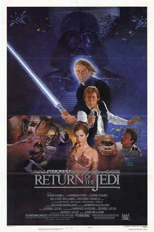 Star Wars Episode 6 : Return of The Jedi - Adventure, Fantasy