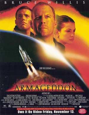 Armageddon - Science Fiction