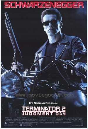 Terminator 2 : judgement day - Science Fiction
