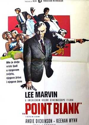 Point Blank - Crime, Action, Thriller, Drama