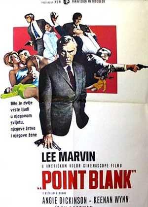 Point Blank - Crime, Action, Thriller, Drama
