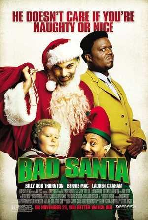 Bad Santa - Comedy