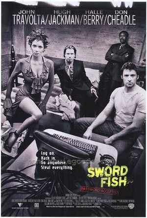 Swordfish - Thriller, Action