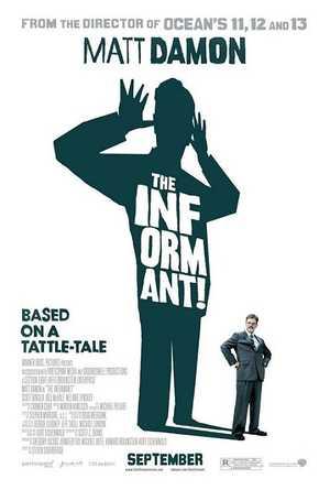 The Informant - Thriller, Melodrama