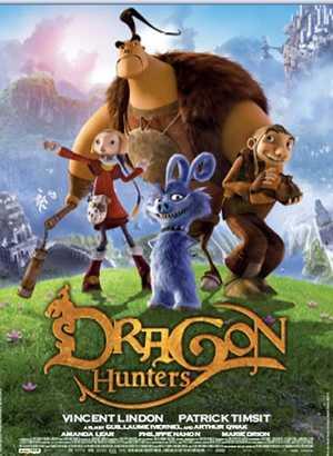 Dragon Hunters - Animation (modern)