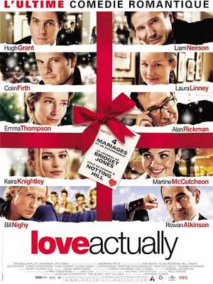 Love Actually - Comedy, Romantic