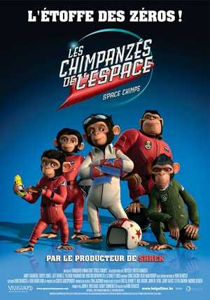 Space Chimps - Comedy, Adventure, Animation (modern)