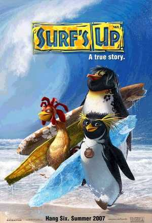 Surf's Up - Family, Action, Animation (modern)