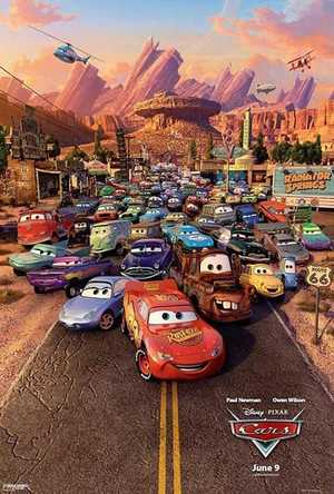 Cars - Comedy, Animation (modern)