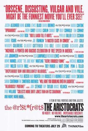 The Aristocrat's - Documentary, Comedy