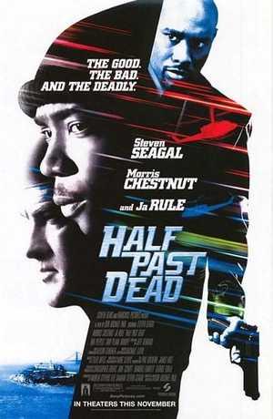 Half Past Dead - Action, Crime