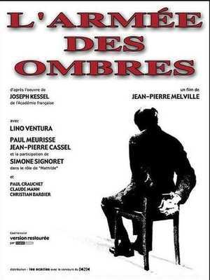 L'Armée des Ombres - Drama