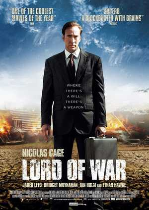 Lord of War - Action, Crime, Thriller, Drama