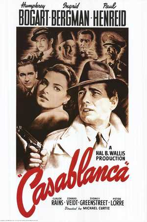 Casablanca - Melodrama