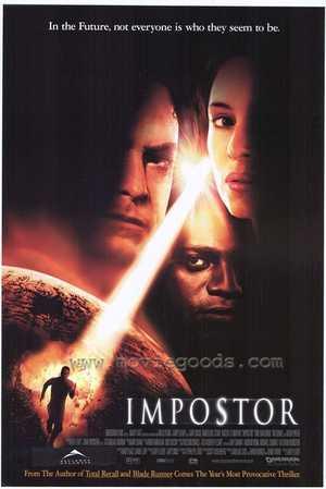 Impostor - Science Fiction