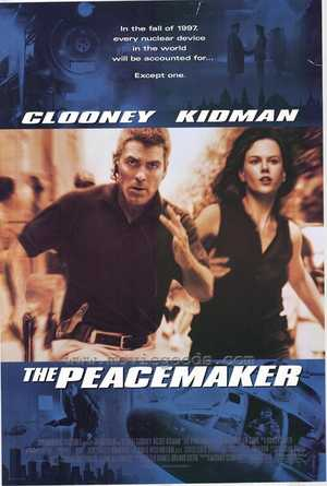 The Peacemaker - Thriller, Action