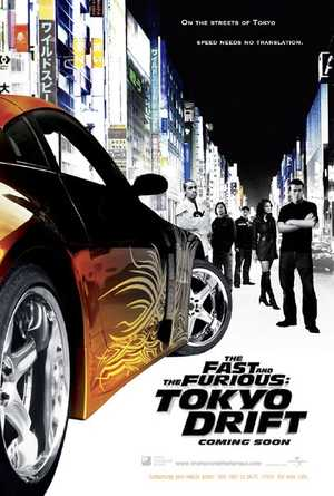 The Fast and the furious : Tokyo drift - Action