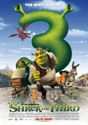 Shrek The Third - Comedy, Animation (modern)