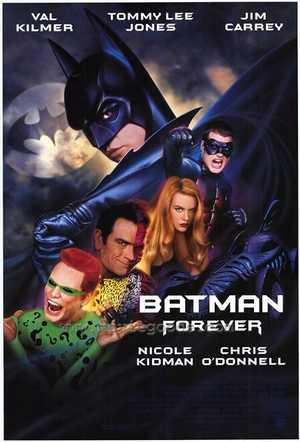 Batman Forever - Fantasy