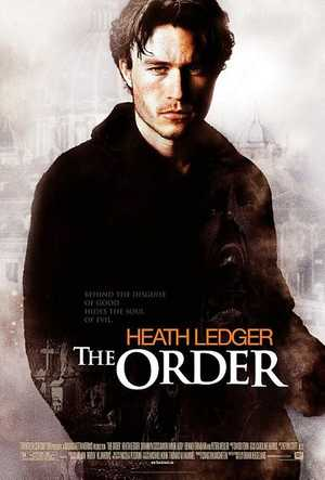 The Order (The Sin Eater) - Thriller