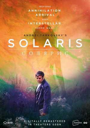 Solaris - Science Fiction, Drama, Romantic