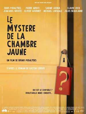Le Mystère de la Chambre Jaune - Thriller, Crime