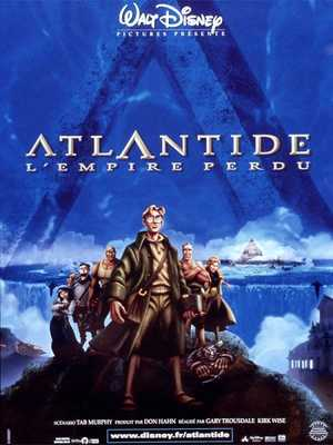Atlantis, the lost empire - Animation (classic style)