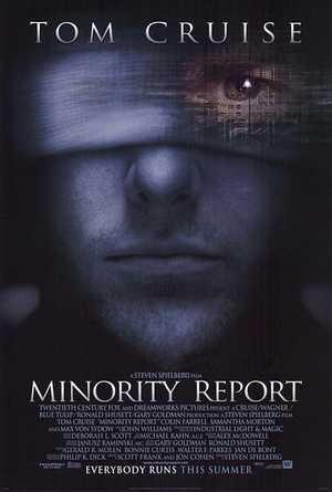 Minority Report - Science Fiction