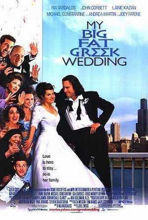 My Big Fat Greek Wedding - Comedy, Romantic