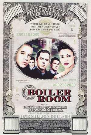 Boiler Room - Drama