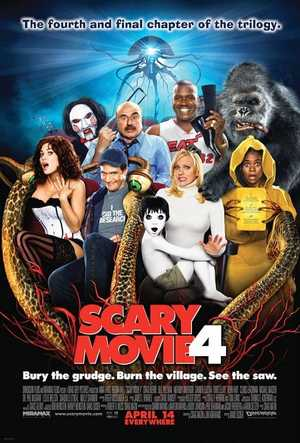 Scary Movie 4 - Horror, Comedy