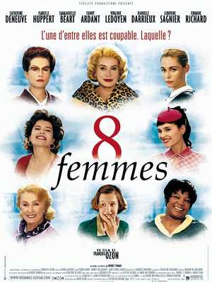 8 Femmes - Crime, Comedy