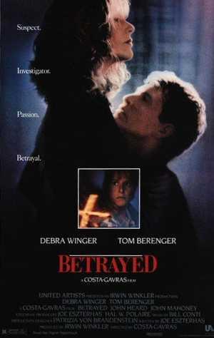 Betrayed - Thriller
